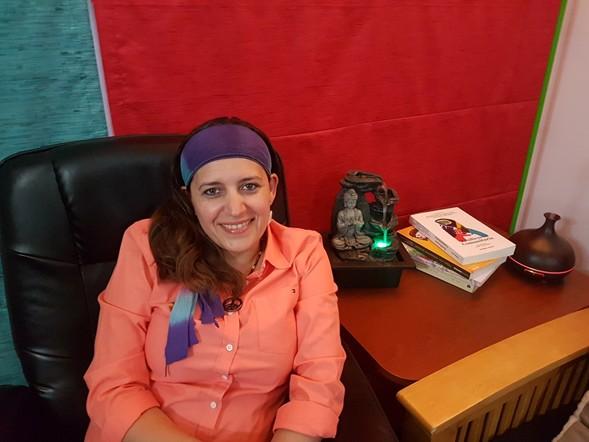 Psicóloga Clínica silvanna garciag